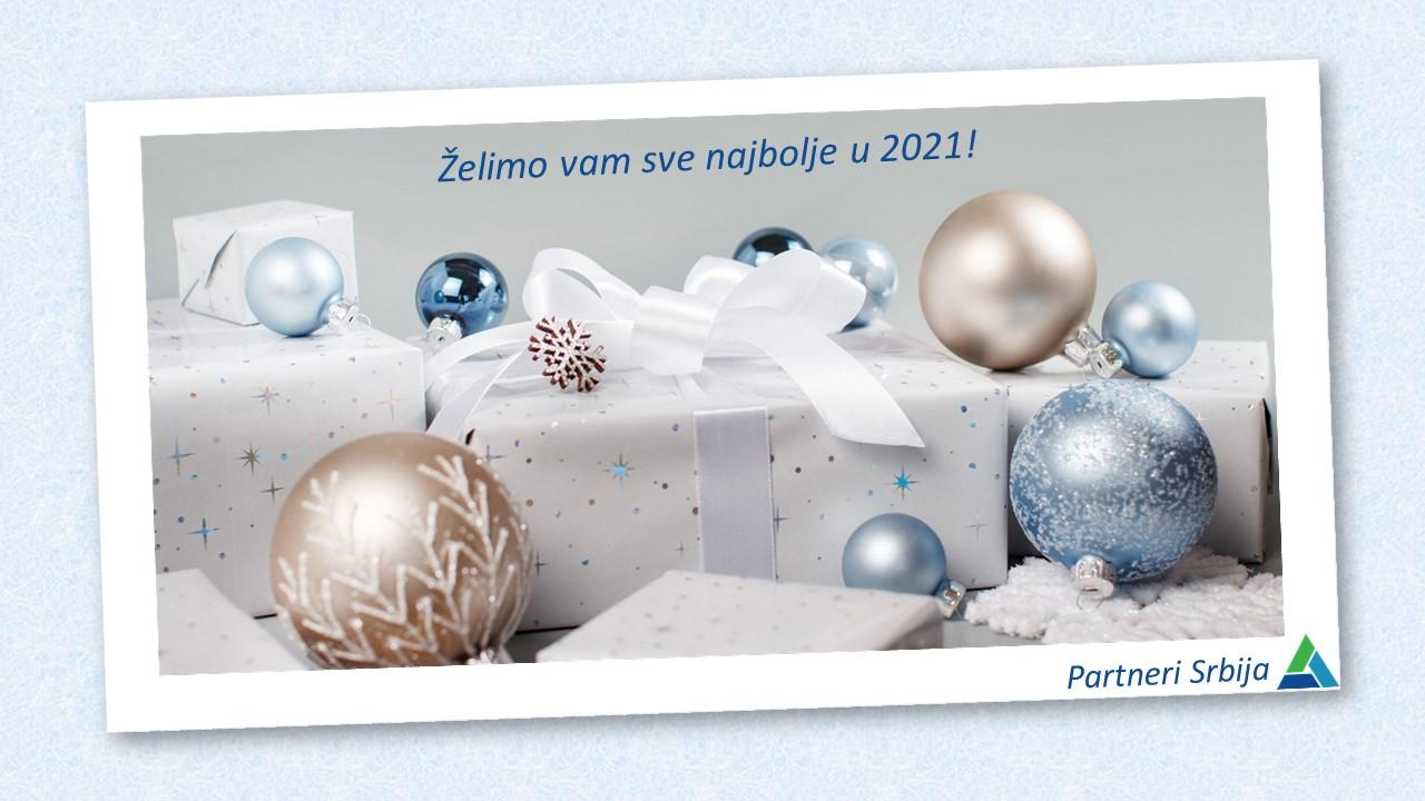 Želimo vam sve najbolje u 2021!