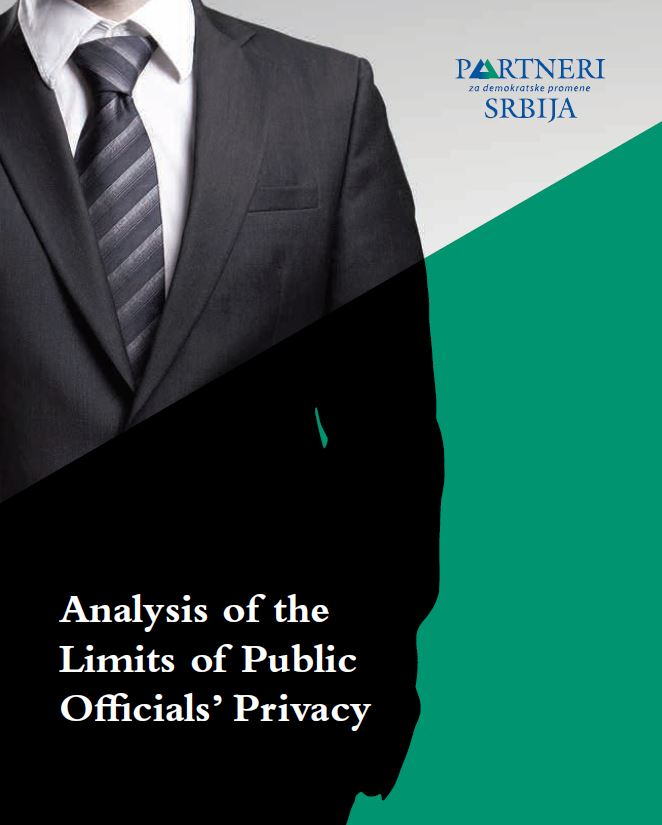 Analysis of the Limits of Public Offcials' Privacy