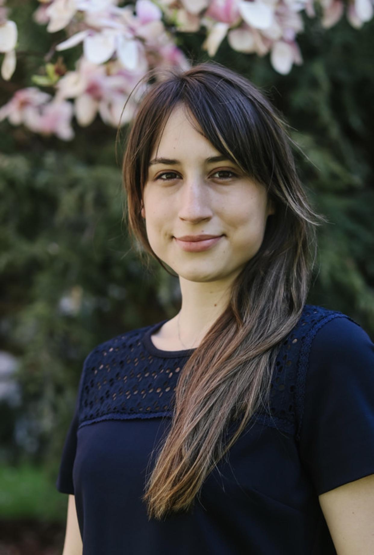 Novi član tima Partnera Srbija, stažistkinja Ana Stambolić