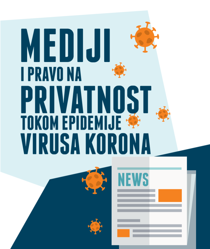 Mediji i pravo na privatnost tokom epidemije virusa korona