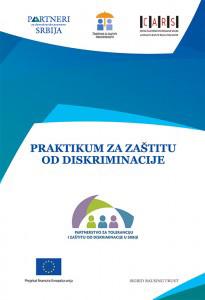 Praktikum za zastitu od diskriminacije / Útmutató a hátrányos megkülönböztetés felismeréséhez / Legaripe vaš pendjaribe diskriminacija / Udhëzim për identifikimin e diskriminit