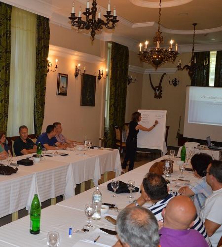 Trening komunikacijskih i pregovaračkih vešina za članove MINS-a